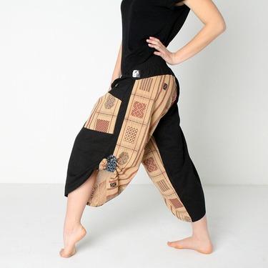Dapper Rogue Pantalone Harem Estivo Ghodo - 3