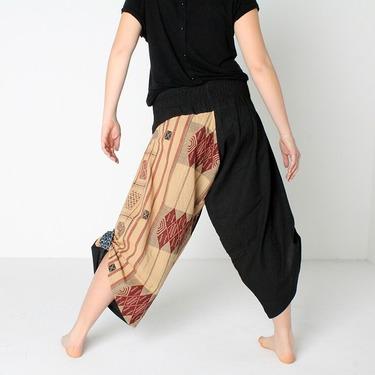Dapper Rogue Pantalone Harem Estivo Ghodo - 4