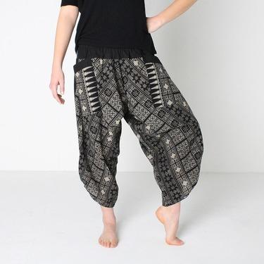 Avenue Rumble Harem Pantalones Anchos Ghodo - 3