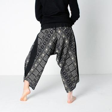 Avenue Rumble Pantalone Harem Estivo Ghodo - 5