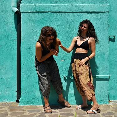 Avenue Rogue Pantalone Harem Estivo Ghodo - 7