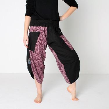 Dapper Maya Harem Pantalones Anchos Ghodo - 3