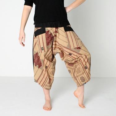 Avenue Rogue Harem Pantalones Anchos Ghodo - 3