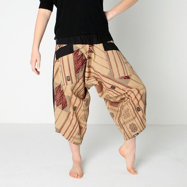Avenue Rogue Harem Summer Pants Ghodo - 3