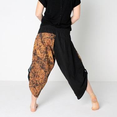 Dapper Fancy Harem Pantalones Anchos Ghodo - 5