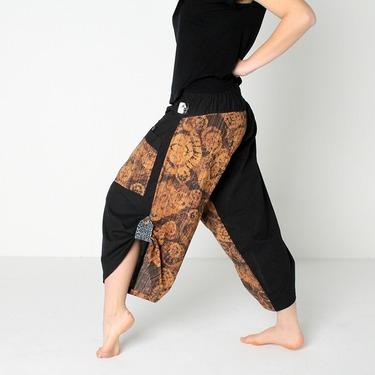 Dapper Fancy Harem Summer Pants Ghodo - 4