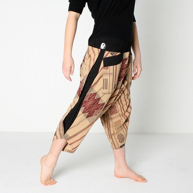 Avenue Rogue Harem Summer Pants Ghodo - 4