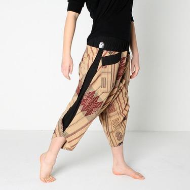 Avenue Rogue Pantalone Harem Estivo Ghodo - 4