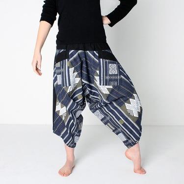 Avenue Summer Harem Pantalones Anchos Ghodo - 5