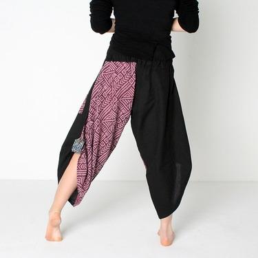Dapper Maya Harem Summer Pants Ghodo - 5