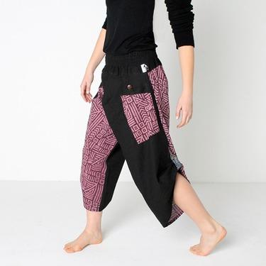 Dapper Maya Harem Pantalones Anchos Ghodo - 4