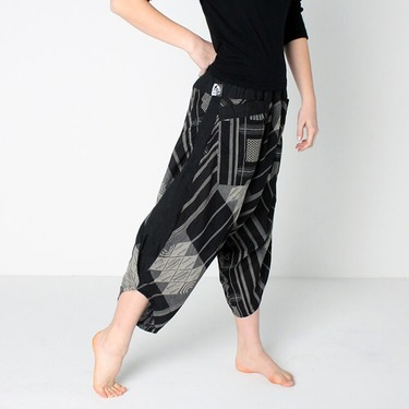 Avenue Square Harem Summer Pants Ghodo - 4