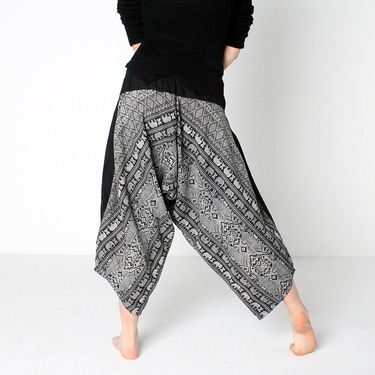 Avenue Elephant Harem Summer Pants Ghodo - 5