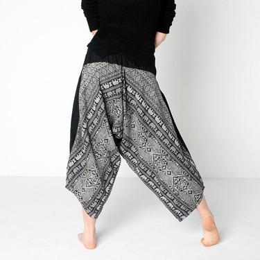Avenue Elephant Pantalone Harem Estivo Ghodo - 5