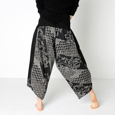 Avenue Koi Harem Summer Pants - 5