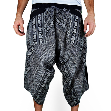 Avenue Elephant Harem Summer Pants Ghodo - 2