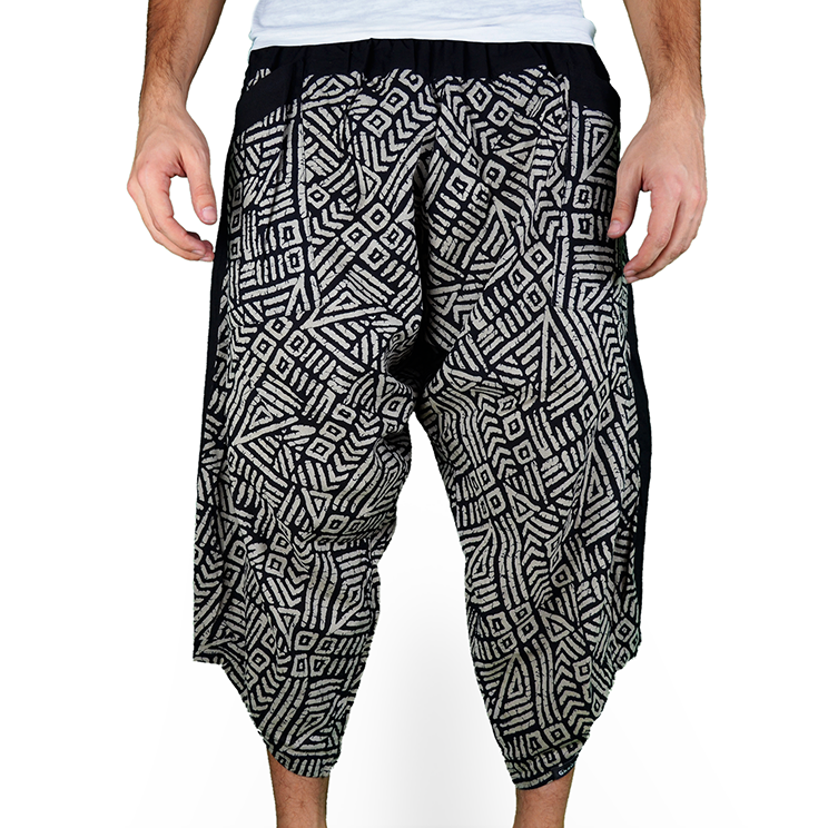Avenue Mazy Harem Summer Pants Ghodo - 1
