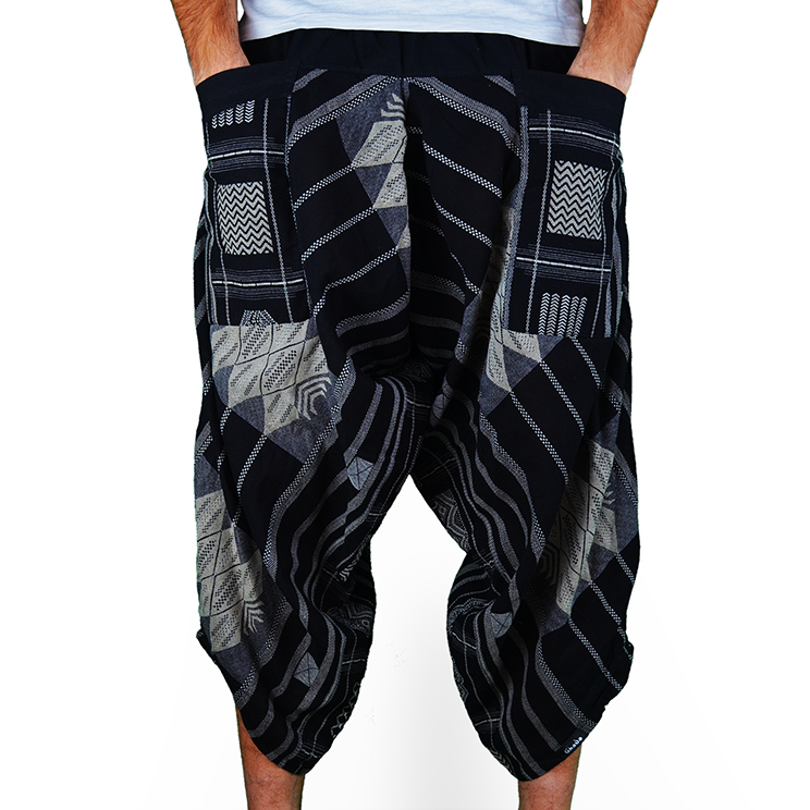 Avenue Square Harem Summer Pants Ghodo - 1