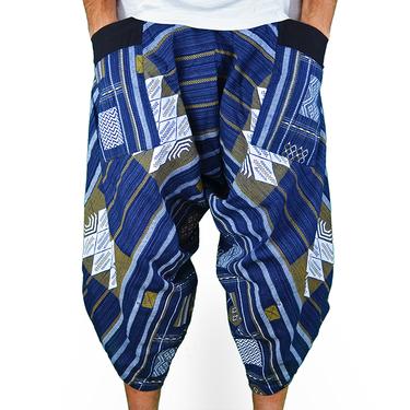 Avenue Summer Harem Pantalones Anchos Ghodo - 2