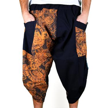 Dapper Fancy Harem Pantalones Anchos Ghodo - 2