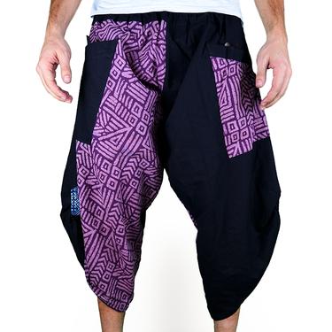 Dapper Maya Pantalone Harem Estivo Ghodo - 2