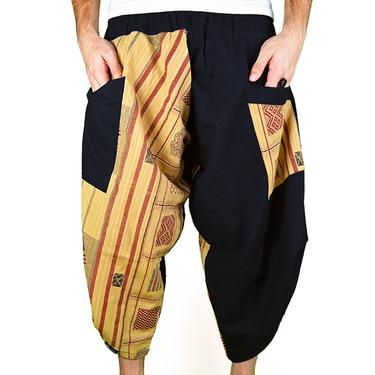 Dapper Rogue Pantalone Harem Estivo Ghodo - 1