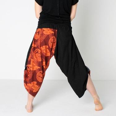 Dapper Bose Harem Pantalones Anchos Ghodo - 5