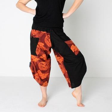 Dapper Bose Harem Pantalones Anchos Ghodo - 3