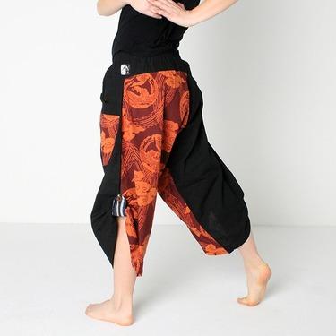 Dapper Bose Harem Pantalones Anchos Ghodo - 4